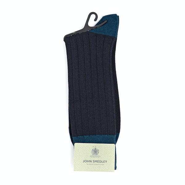 John Smedley Gamma Men's Socks