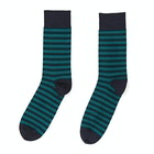 John Smedley Hecate Striped Fashion Socks