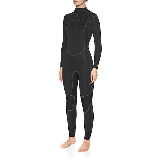 Combinaison de Surf Femme Patagonia R3 Yulex 4.5/3.5mm Back Zip