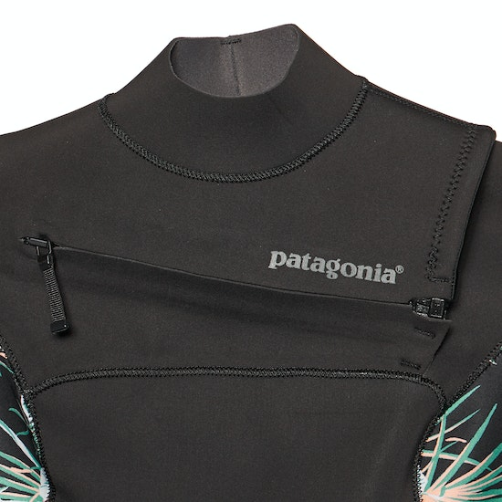 Patagonia R1 Lite Yulex 2mm Chest Zip Long Sleeve Shorty Womens Wetsuit
