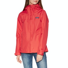 Patagonia Torrentshell 3L Womens Waterproof Jacket - Catalan Coral