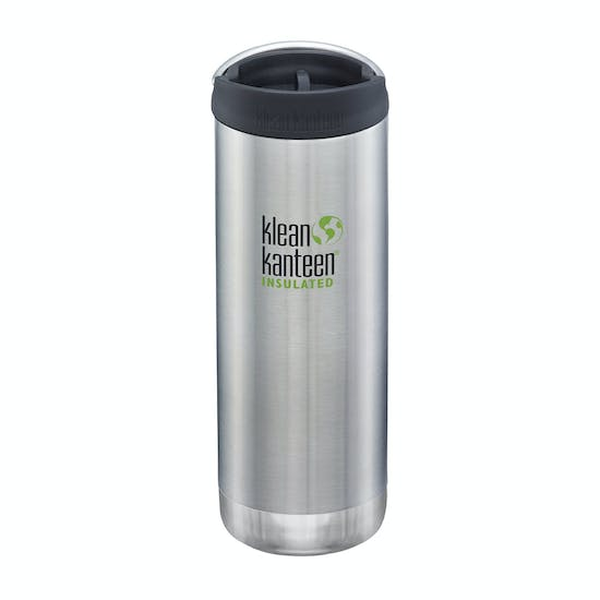 Klean Kanteen Tk Wide Vacuum Insulated 473ml (w/café Cap) Flasche