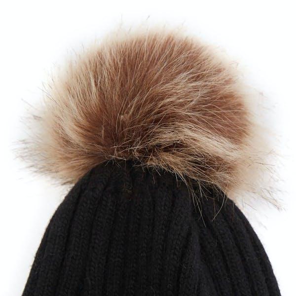 Christys Hats Wool Cashmere Blend Pom Women's Beanie