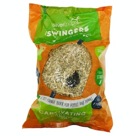 Silvermoor Swingers Captivating Carrot Horse Treats - Brown