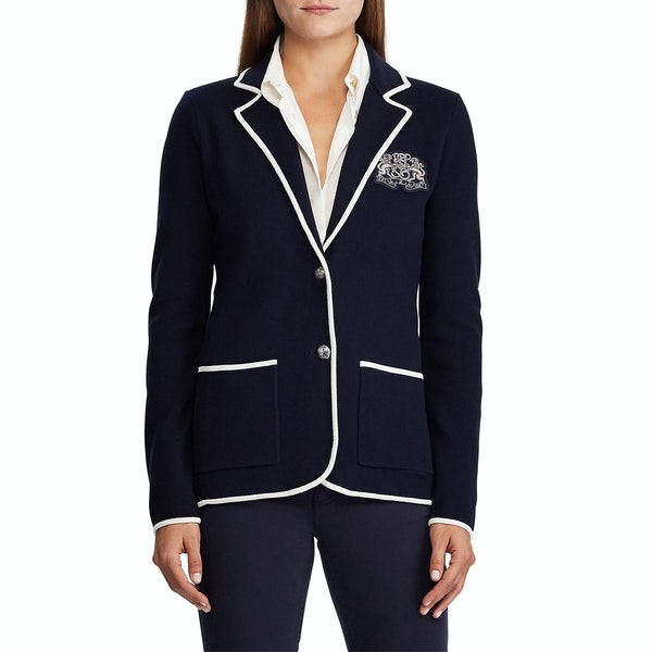 Lauren Ralph Lauren Alvarta Cotton Women's Jacket