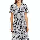 Ralph Lauren Bly SS Casual Dress