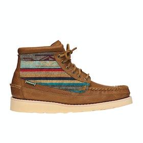 Sebago X Pendleton Seneca Tumb Wool Boots - Seneca