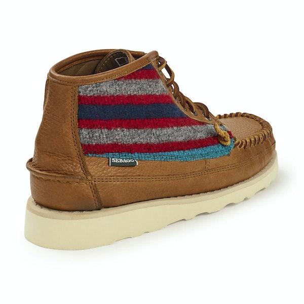 Botas Sebago X Pendleton Seneca Tumb Wool