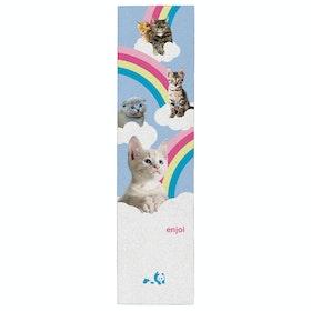 Skateboard Griptape Enjoi Kitten Slumbers - Multi