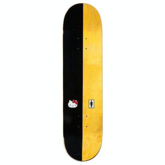 Girl Mikemo Hello Kitty Sanrio Skateboard Deck