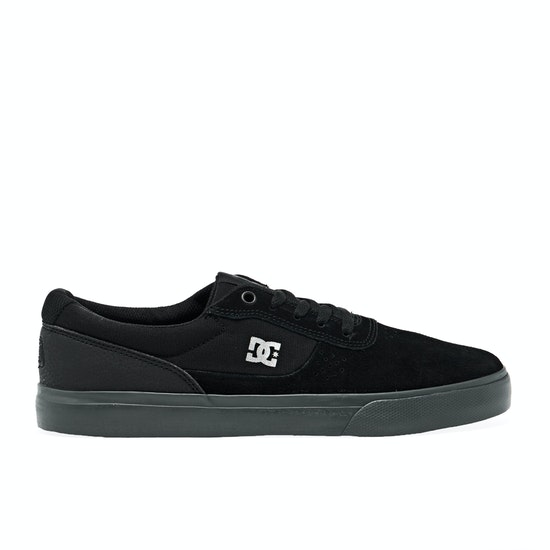 DC Switch Suede Shoes
