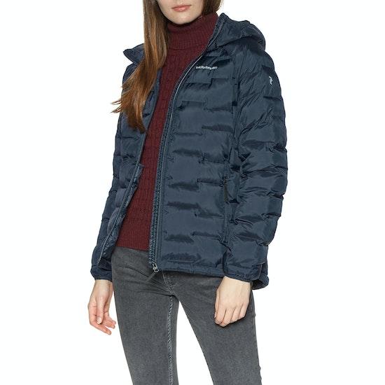 Peak Performance Argon Hooded Jacket