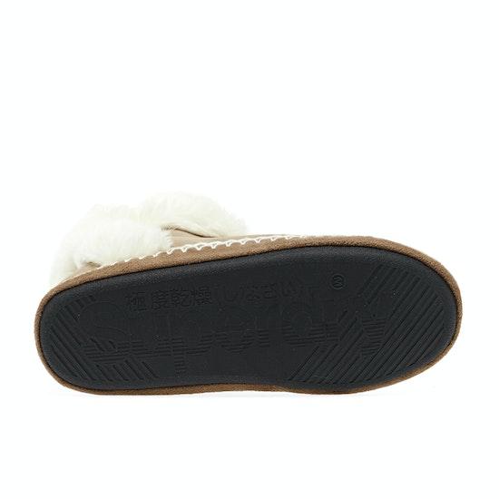 Superdry Slipper Boot Womens Slippers