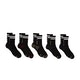 Fashion Socks Globe Carter Crew Sock 5 Pack