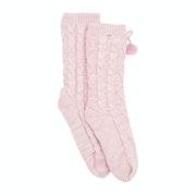 UGG Pom Pom Womens Fashion Socks