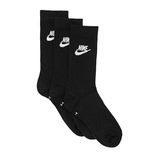 Nike SB Essential Crew 3 Pack Socks