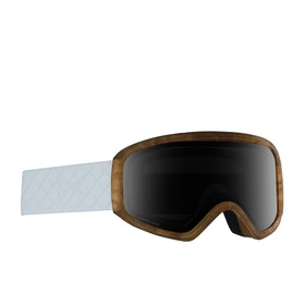 Anon Insight Sonar Womens Snow Goggles - Tort 2.0 ~ Sonar Smoke