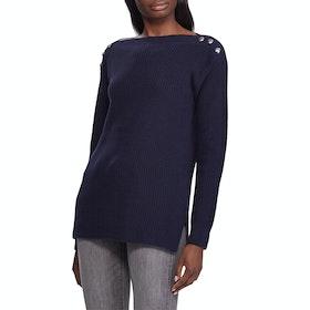 Lauren Ralph Lauren Malzata LS Sweater - Lauren Navy