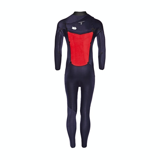 Quiksilver 5/4/3mm Syncro Chest Zip Wetsuit