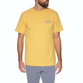 Katin Script Short Sleeve T-Shirt - Antique Gold