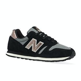New Balance Wl373 Womens Running Shoes - Black