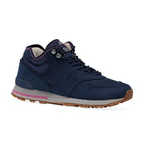 New Balance Mid 574 Shoes - Pigment