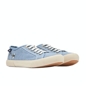 Joules Coast Pump Ladies Trainers - Chambry