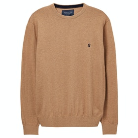 Joules Jarvis Knits - Camel Marl