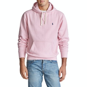 Bluza z kapturem Polo Ralph Lauren The Cabin - Pink