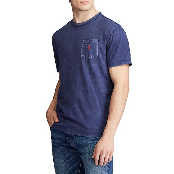 Polo Ralph Lauren Slub Jersey Short Sleeve T-Shirt