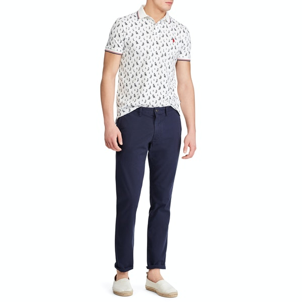 Polo Ralph Lauren Slim Fit Bedford Trousers
