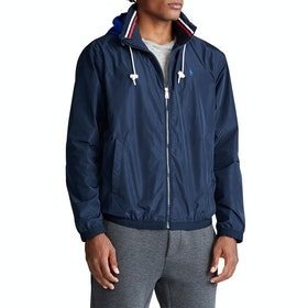 Polo Ralph Lauren Amherst Full Zip Jacket - Aviator Navy