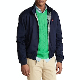 Kurtka Polo Ralph Lauren City Baracuda - Aviator Navy