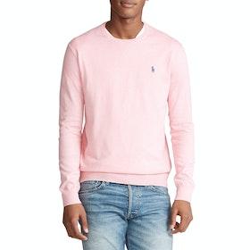 Maglione Polo Ralph Lauren Pima Cotton - Pink