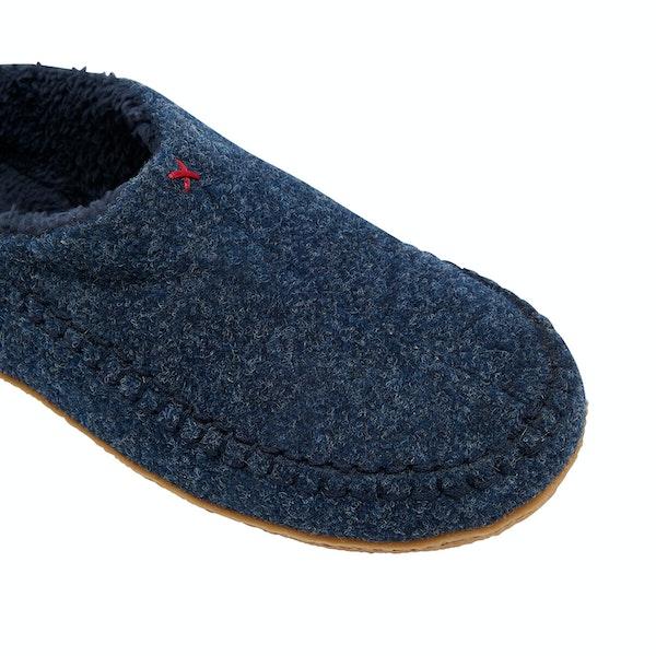 Joules Felt Mule Slippers