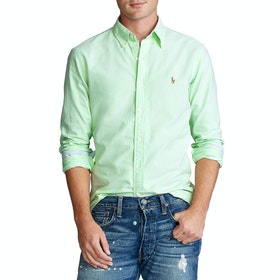 Koszula Polo Ralph Lauren Oxford - Green