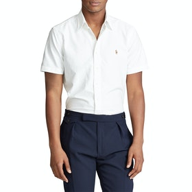 Koszula Polo Ralph Lauren Oxford Sport - White