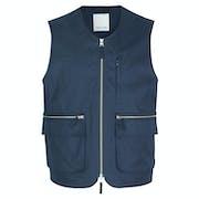Samsoe Samsoe Bue Waistcoat 11118 Jacket