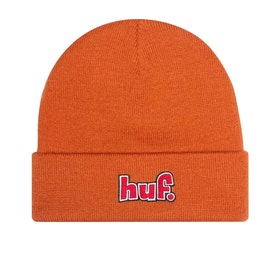 Huf 1993 Logo Beanie - Rust