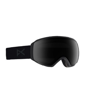 Anon Wm1 With Spare Lens Womens Snow Goggles - Smoke ~ Sonar Smoke