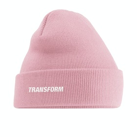 Bonnet Transform Fast Text - Pink