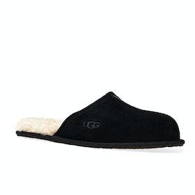 UGG Scuff Slippers - Black