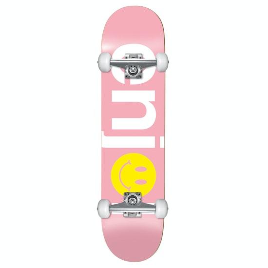 Enjoi No Brainer Smiley 7.5 Inch Skateboard