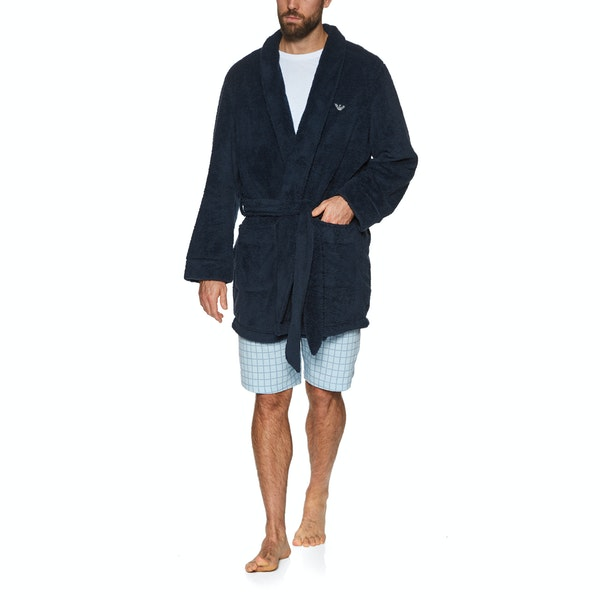 Dressing Gown Emporio Armani Knitted