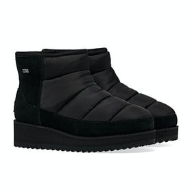 UGG Ridge Mini Damen Stiefel - Black