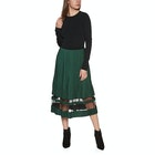 Ted Baker Scarlah Knitted Mockable Long Slv Women's Dress
