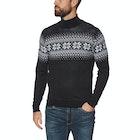 John Smedley Yule Roll Neck Sweater