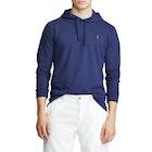Polo Ralph Lauren Cotton Mesh Pullover hettegenser