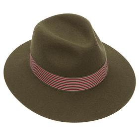 Cappello Donna Christys Hats Buscote - Khaki