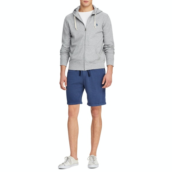Polo Ralph Lauren Terry Zip Cardigan
